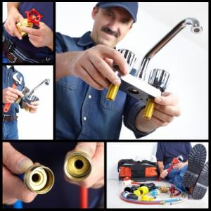 Our San Rafael Plumbing Team Does All Major Plumbing Repairs