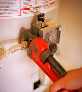 Our San Rafael Plumbing Contractors Handle All Water Heater Service